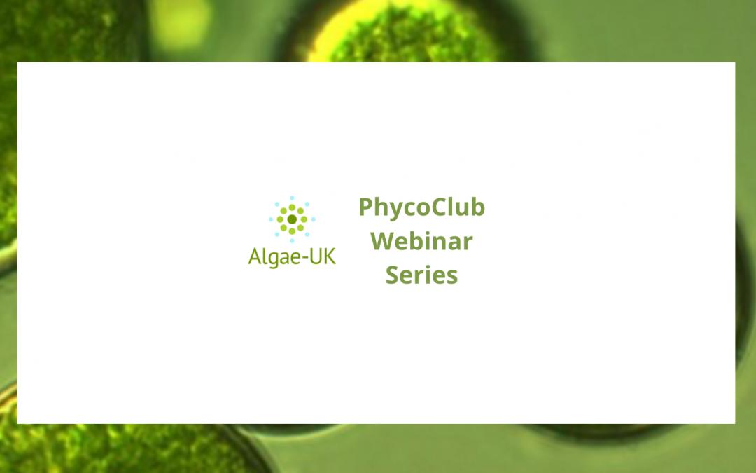 PhycoClub Webinar Series