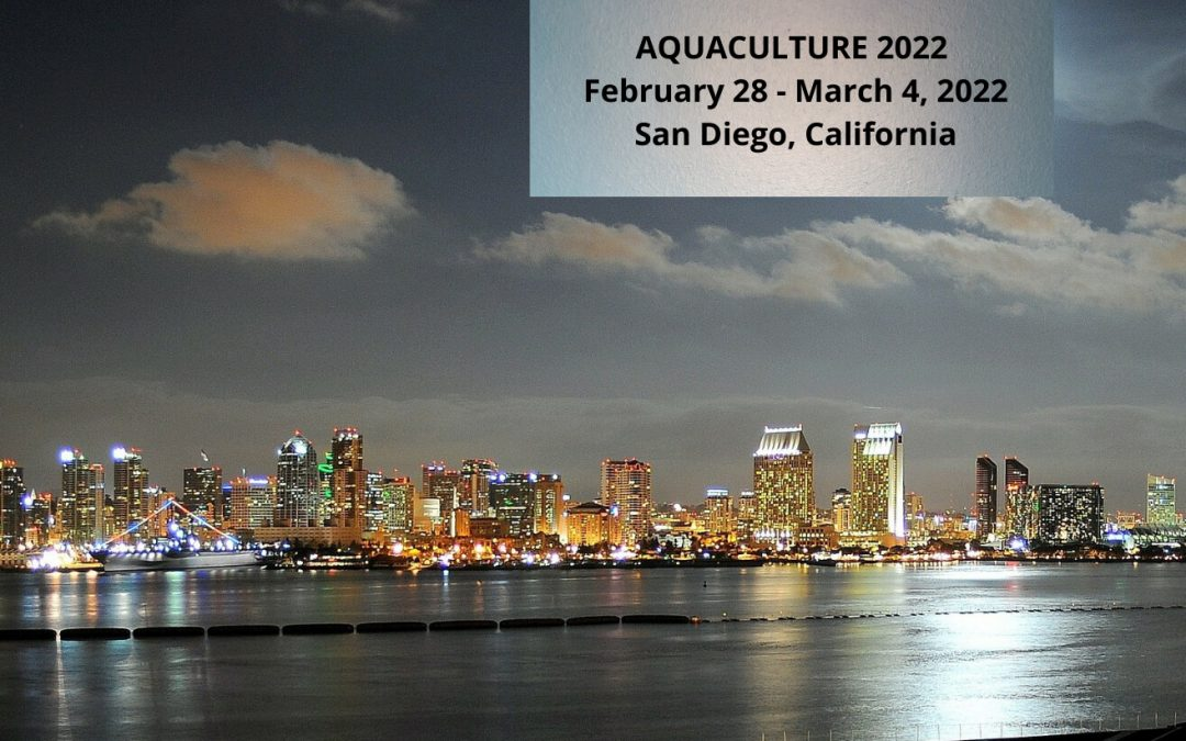 Registration Open for Aquaculture 2022, February 28 – March 4